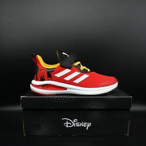 ADIDAS H68111 Red Black White FortaRun Mickey EL Disney Kids