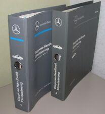 Werkstatthandbuch Diagnose Mercedes W 202 140 210 R 129 SL 170 SLK Klimaanlage!