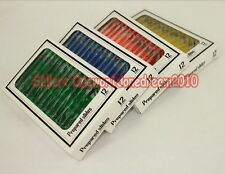 48 pieces Pro. Animals Insects Plants Flowers Plastic Prepared Microscope Slides
