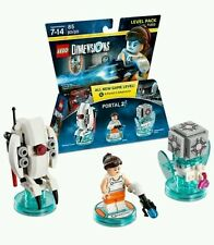 LEGO Dimensions PORTAL 2 Level Pack 71203 Collectors Item MSRP:$29.99 Free Ship