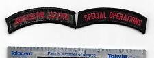 #399 USMC TAB SPECIAL OPERATIONS - RAIDERS