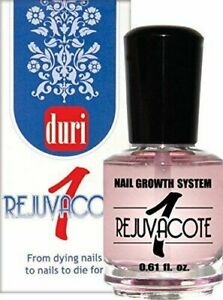 Duri Rejuvacote 1 Nail Growth System .61 Fluid Ounce, Brand New