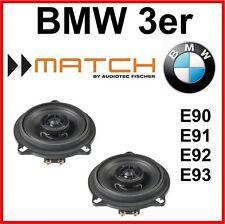 BMW 3er E90 E91 E92 E93 Lautsprecher MATCH MS4X BMW Original Schacht