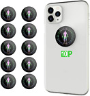 Tamiia Designed-E-M-F Protection Anti R Shield Sticker for Cell Phone/iPhone/WiF