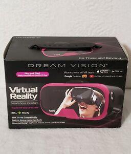 Tzumi Dream Vision Virtual Reality Headset (NEW)
