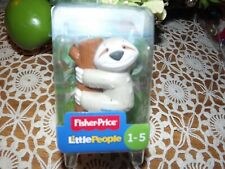 Fisher Price Little People Zoo Safari Animal Sloth NEW 2018 Toy, SLOTH