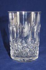 GOBELET VERRE PORTO CRISTAL SAINT-LOUIS TOMMY GLASS TUMBLER CRYSTAL SAINT LOUIS