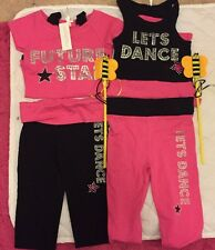 Bulk NWT Girls Size 4 And 5 Dancewear Jazz Ballet Costumes Clothes