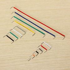 Experimentier-Kabel 140 x Kabel Breadboard Steckbruecken Drahtbruecken Wire GY