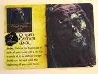 Pirates PocketModel Game - 089 CURSED CAPTAIN JACK