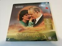 Laserdisc LD SHADOWLANDS Widescreen Anthony Hopkins Debra Winger NEW SEALED