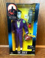 "The Joker Batman Adventures 12"" Action Collection Figure New NIB 1997 Kenner"