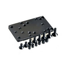Fits Glock Plate Base Mount Compatible With Universal Red Dot Sight Accessories