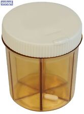 Aidapt Extra Large Pill Medication Tablet Container Dispenser