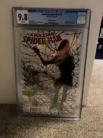 Amazing Spider-Man 4 CGC 9.8. 1st Silk Cindy Moon.  Ramos Variant 1:10.  🔥 🔥