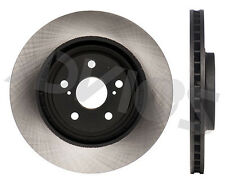 ADVICS A6F038 Front Disc Brake Rotor