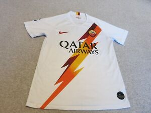 AS ROMA SHIRT SIZE S #16 DE ROSSI