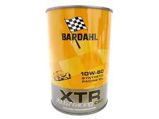 A2ZWORLD BARDAHL XTR RACING 39.67 10W60 LUBRIFICANTE SPECIALE AUTO PER IMPIEGHI