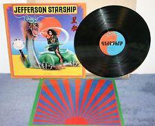 Vintage Album - JEFFERSON STARSHIP - SPITFIRE 1976 Grunt Records