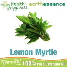 LEMON MYRTLE ~ earthessence Certified 100% Pure Essential Oil ~ Aromatherapy