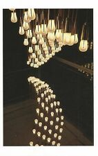 Postcard Plumen 002 Low Energy Light Bulb Hulger & Bertrand Clerc. Design Museum
