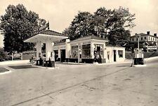 "5x7"" photo ESSO NALLY'S GARAGE GAS SERVICE STATION ESSOLUBE ATLAS TIRES"