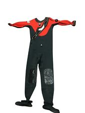 Dui Cfx200X Drysuit for Cold Water Scuba Diving w/ Pockets Small/Med Boot 9 Men