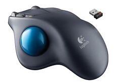 Logitech Wireless Trackball Laser Track Cordless Mouse M570 Mac & Windows B