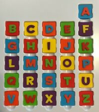 NEW All 26 Letters of Alphabet Baby Kids Children Spelling - Food Grade Silicone