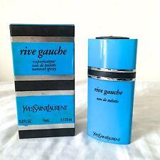 Ysl Rive Gauche edt 25 ml vintage pre barcode 1985