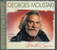 "GEORGES MOUSTAKI ""Georges Moustaki (Master Serie)"" Best Of CD-Album"