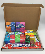 Sweets Heaven Branded American Assortment Sweets Gift Hamper 11 Items Gift Box