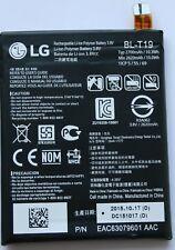 Batterie d'ORIGINE AUTHENTIQUE LG BL-T19 pour LG