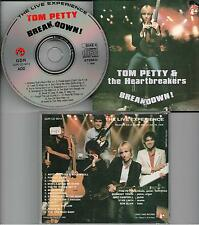 Tom Petty & The Heartbreakers ‎– Breakdown  CD Album 1990