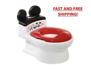 Mickey Mouse Potty Training
