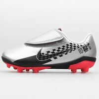 Nike Mercurial Vapor Club Neymar Jr FG Football Boots Child Boys Silver/Black