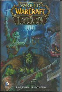 World Of Warcraft: Bloodsworn HC by Doug Wagner & Jeremias Raapack (Wildstorm)