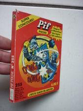 PIF  POCHE  /  NUMEROS  256 /  OCTOBRE   1986