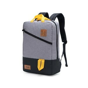 xLab Backpack School Book Bags Shoulder Rucksack Canvas Travel Bag Unisex
