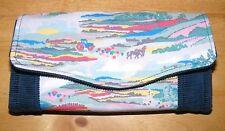 Beacon View Cath Kidston Fabric Handmade Purse, Card Wallet, Clutch bag