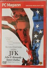 JFK - Tatort Dallas - DVD Neuwertig