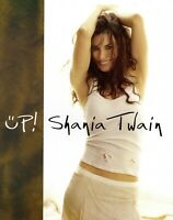 SHANIA TWAIN 2004 UP! TOUR CONCERT PROGRAM BOOK BOOKLET-NEAR MINT 2 MINT