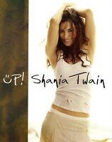 SHANIA TWAIN 2004 UP! TOUR CONCERT PROGRAM BOOK BOOKLET-NEAR MINT 2 MINT