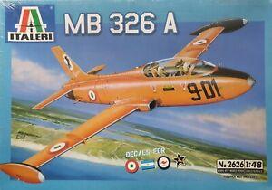 ITALERI - RAAF - MACCHI MB326H - FACTORY SEALED - 1/48