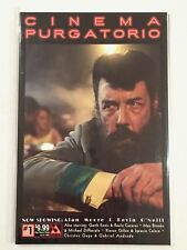 Cinema Purgatorio #1 Rare Alan Moore Photo Variant Cover Limited To 1000 Copies