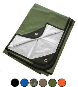 Arcturus All-Weather Waterproof Outdoor Survival Blanket - 5' X 7'