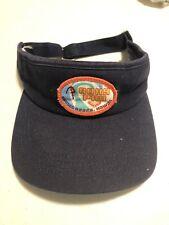 Roxy Quicksilver Visor Hat Cap Vintage Rare Visor c35