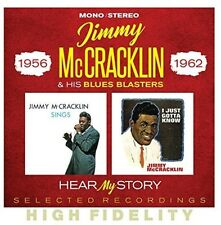 Jimmy McCracklin & H - Hear My Story: Selected Recordings 1956-1962 [New CD]
