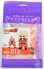 Dragonball Z Nanoblock 70 Pcs Krillin 012 Kawada