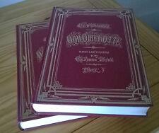 DON QUICHOTTE DE LA MANCHE, par CERVANTES, 2 vol, ill. G. DORE, Ed. LIDIS